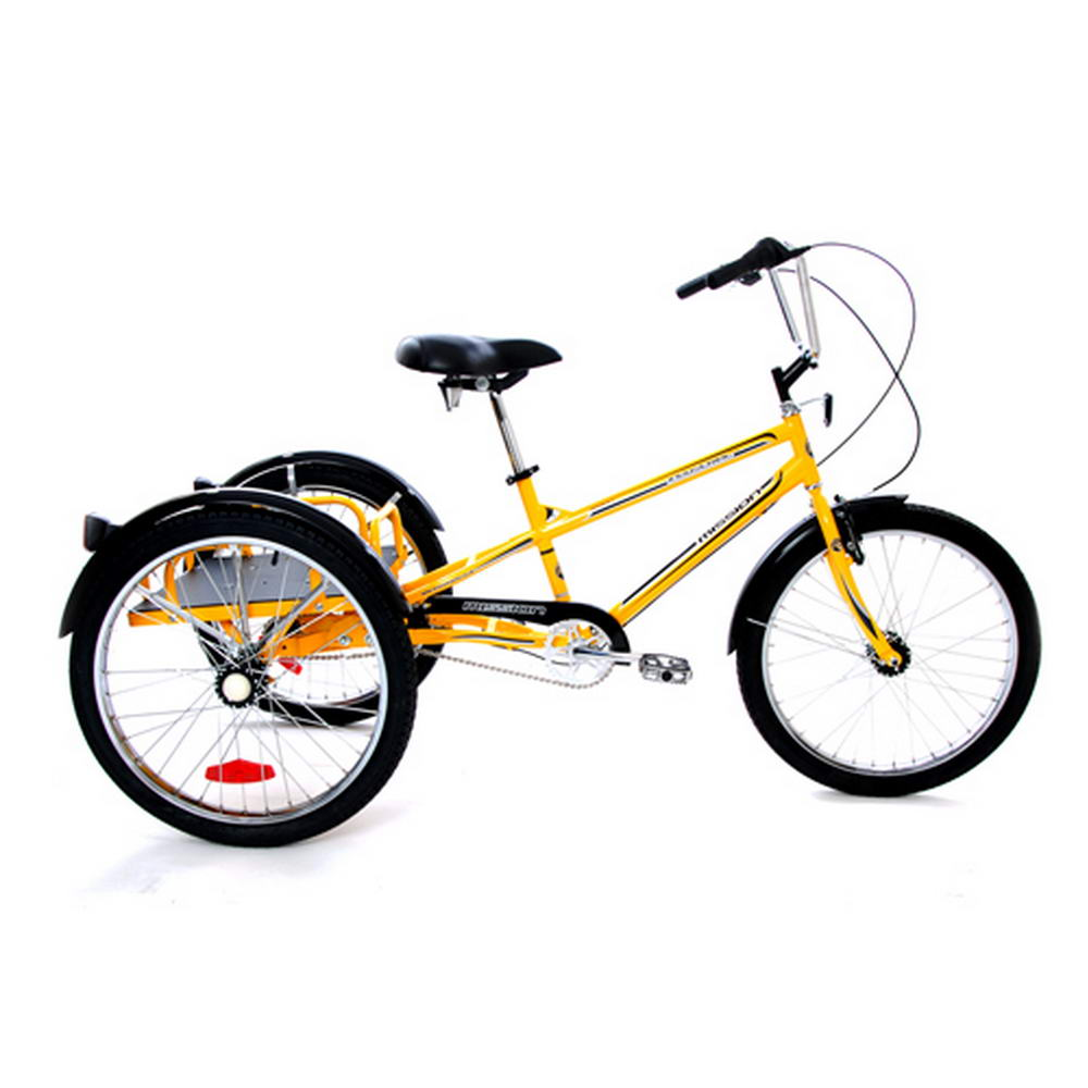 Mission Industrial Trike | Tricycle Sales | Cycling Freedom